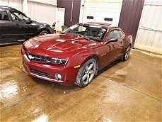 2011 Chevrolet Camaro LT Coupe for sale 101005611