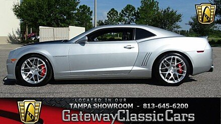 2011 Chevrolet Camaro SS Coupe for sale 101008861