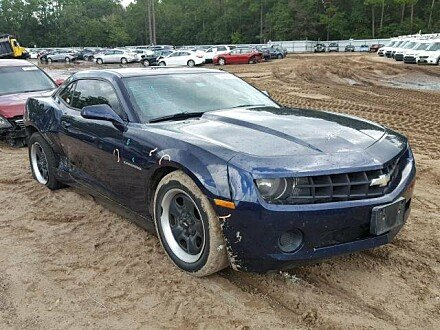 2011 Chevrolet Camaro LS Coupe for sale 101030629