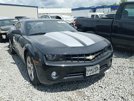 2011 Chevrolet Camaro LT Coupe for sale 101033013