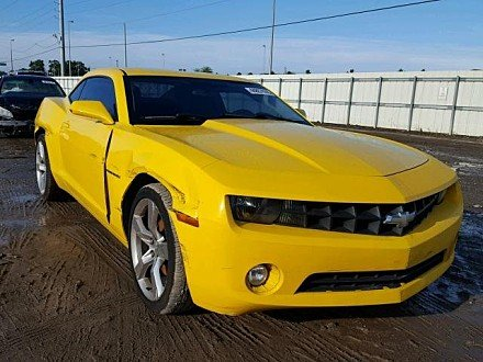 2011 Chevrolet Camaro LT Coupe for sale 101033481