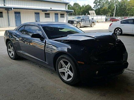 2011 Chevrolet Camaro LT Coupe for sale 101055687