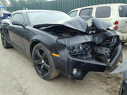 2011 Chevrolet Camaro LT Coupe for sale 101058126
