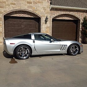 2011 Chevrolet Corvette Grand Sport Coupe for sale 100786883