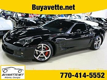 2011 Chevrolet Corvette Grand Sport Coupe for sale 100821510