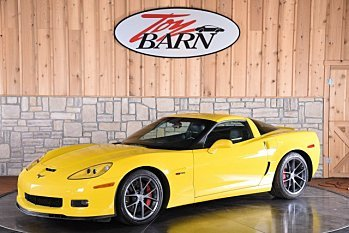 2011 Chevrolet Corvette Z06 Coupe for sale 100973813