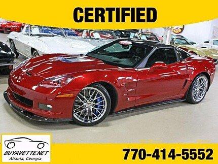 2011 Chevrolet Corvette ZR1 Coupe for sale 100842583