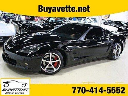 2011 Chevrolet Corvette Grand Sport Coupe for sale 100821510