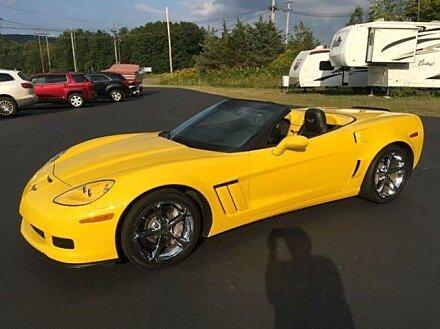 2011 Chevrolet Corvette Grand Sport Convertible for sale 100833144