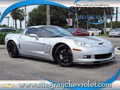 2011 Chevrolet Corvette Grand Sport Coupe for sale 100850196