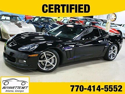 2011 Chevrolet Corvette Grand Sport Coupe for sale 100927831