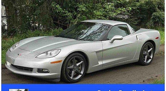 2011 Chevrolet Corvette Coupe for sale 100978410