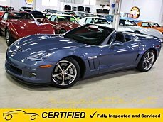 2011 Chevrolet Corvette Grand Sport Convertible for sale 101000163