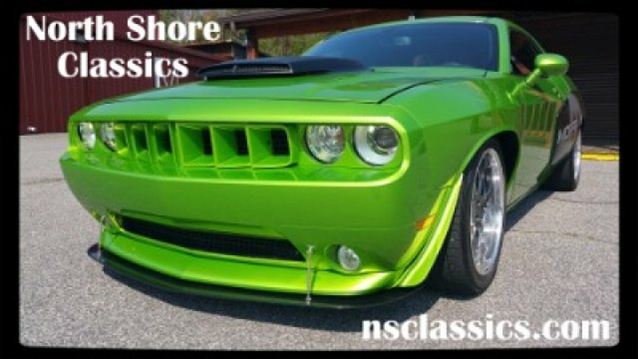 2011 Dodge Challenger for sale 100857715