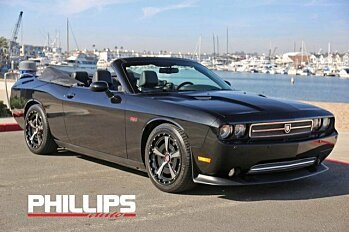 2011 Dodge Challenger SRT8 for sale 100954097
