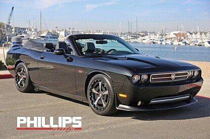2011 Dodge Challenger SRT8 for sale 100954097