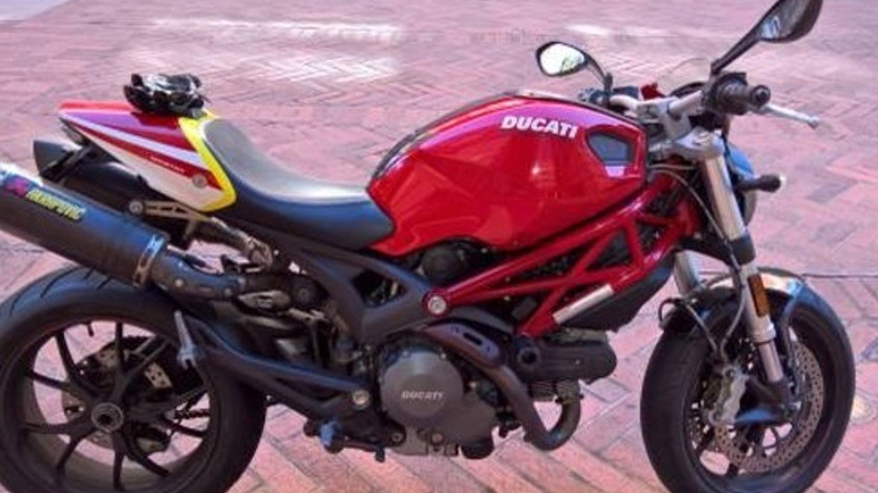 2011 Ducati Monster 796 for sale 200462941