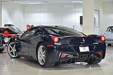 2011 Ferrari 458 Italia Coupe for sale 100753873