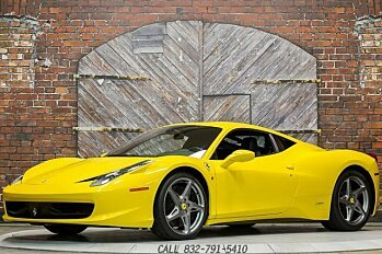 2011 Ferrari 458 Italia Coupe for sale 100944941