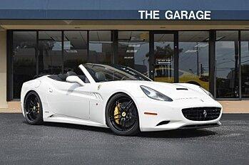 2011 Ferrari California for sale 100795259