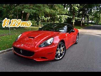2011 Ferrari California for sale 100919145