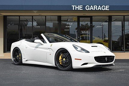 2011 Ferrari California for sale 100795259