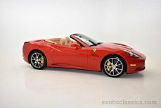 2011 Ferrari California for sale 100868433