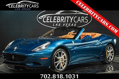 2011 Ferrari California for sale 100960545
