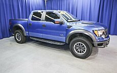 2011 Ford F150 4x4 Crew Cab SVT Raptor for sale 100768784