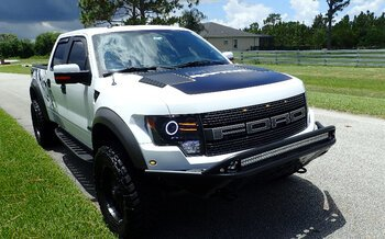 2011 Ford F150 4x4 Crew Cab SVT Raptor for sale 100781250