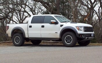 2011 Ford F150 4x4 Crew Cab SVT Raptor for sale 100770796