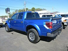 2011 Ford F150 4x4 Crew Cab SVT Raptor for sale 100853762