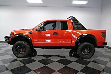 2011 Ford F150 4x4 SuperCab SVT Raptor for sale 100916080
