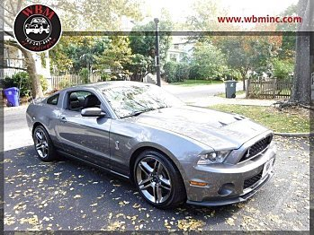2011 Ford Mustang Shelby GT500 Coupe for sale 100814305