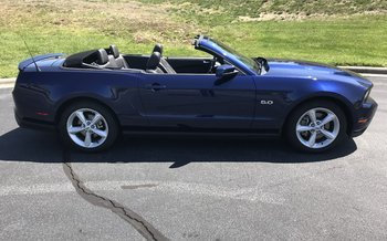 2011 Ford Mustang GT Convertible for sale 100990627