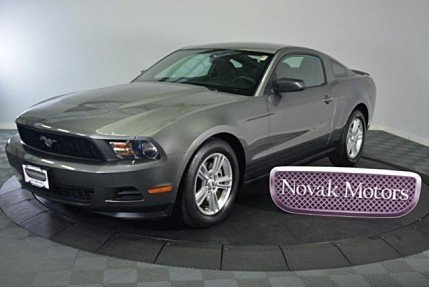 2011 Ford Mustang Coupe for sale 100780288