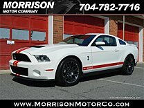 2011 Ford Mustang Shelby GT500 Coupe for sale 100970962