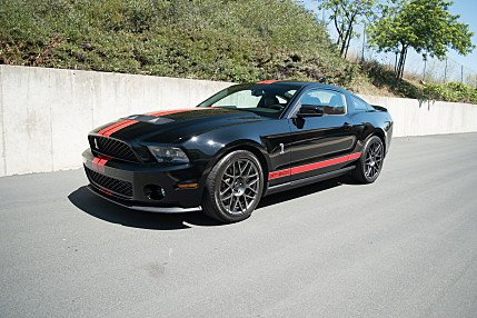 2011 Ford Mustang Shelby GT500 Coupe for sale 100989366