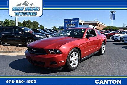2011 Ford Mustang Coupe for sale 100990634