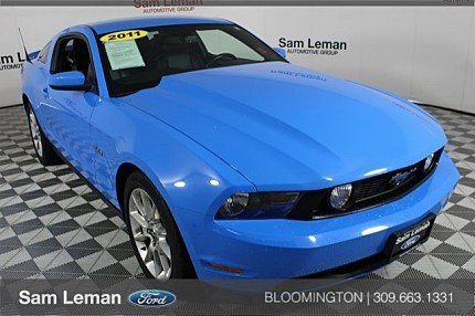 2011 Ford Mustang GT Coupe for sale 100998919