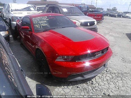 2011 Ford Mustang GT Coupe for sale 101015734