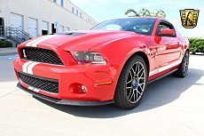 2011 Ford Mustang Shelby GT500 Coupe for sale 101028417