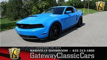 2011 Ford Mustang GT Coupe for sale 101031395
