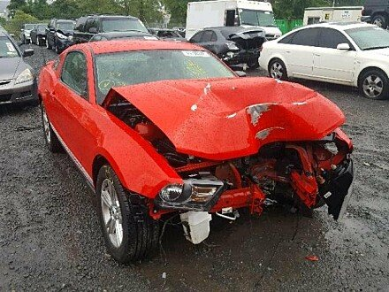 2011 Ford Mustang Coupe for sale 101055329
