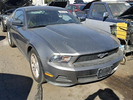 2011 Ford Mustang Coupe for sale 101057209