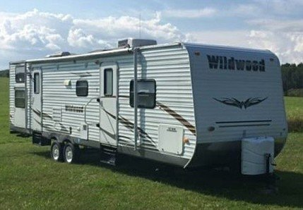 2011 Forest River Wildwood for sale 300148920