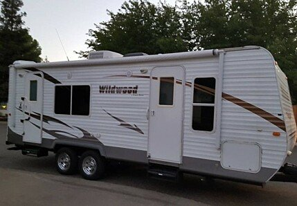 2011 Forest River Wildwood for sale 300159780