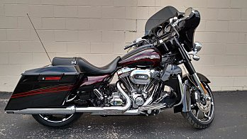 2011 Harley-Davidson CVO for sale 200335134