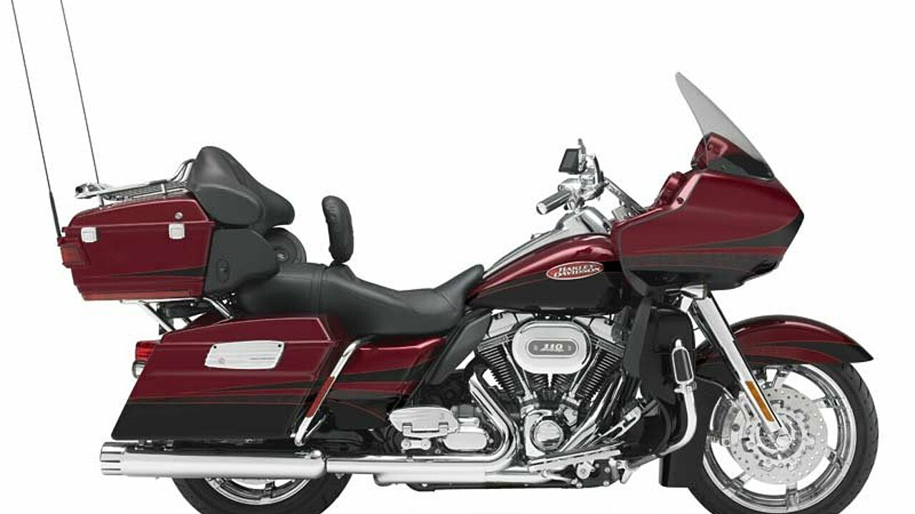 2011 Harley-Davidson CVO for sale 200438643