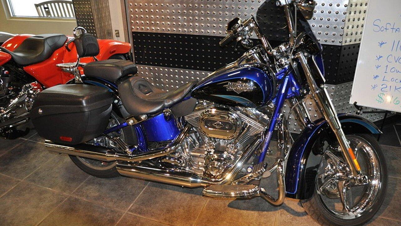 2011 Harley-Davidson CVO for sale 200475753